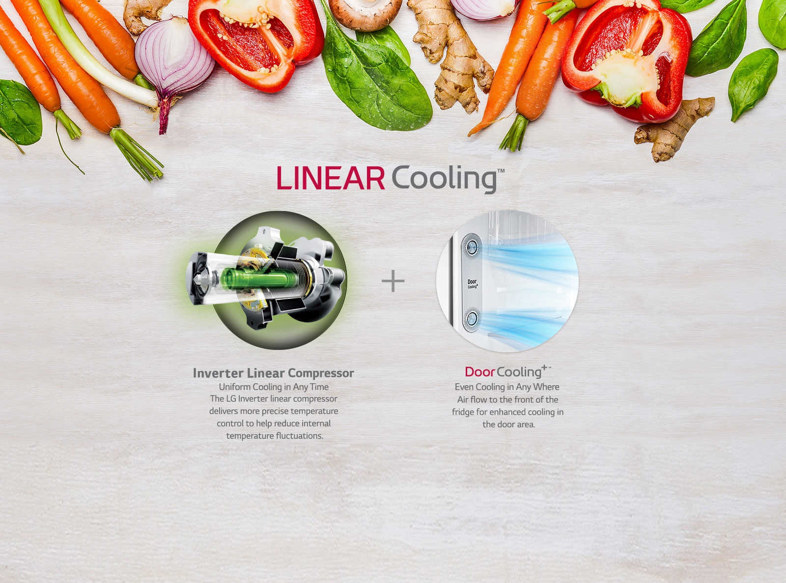 Linear Cooling
