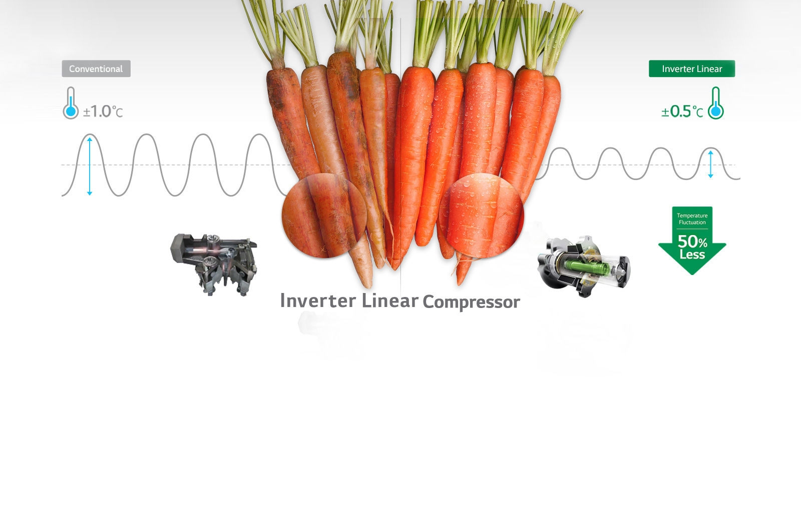 Inverter Linear Compressor