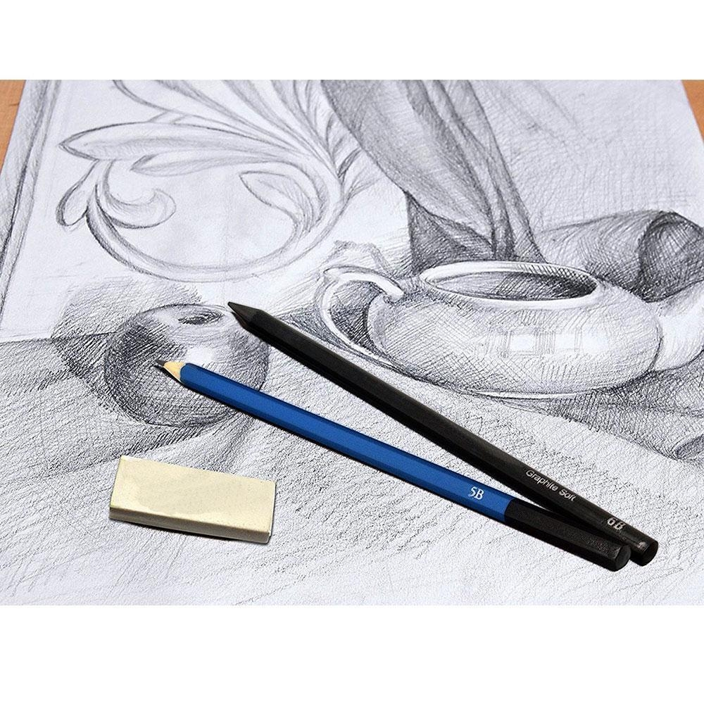 Sketching pencil supplies for creative in the art. Quality Safety Guarantee-The Sketching pencil set through safety inspection,supplies quality you can ...