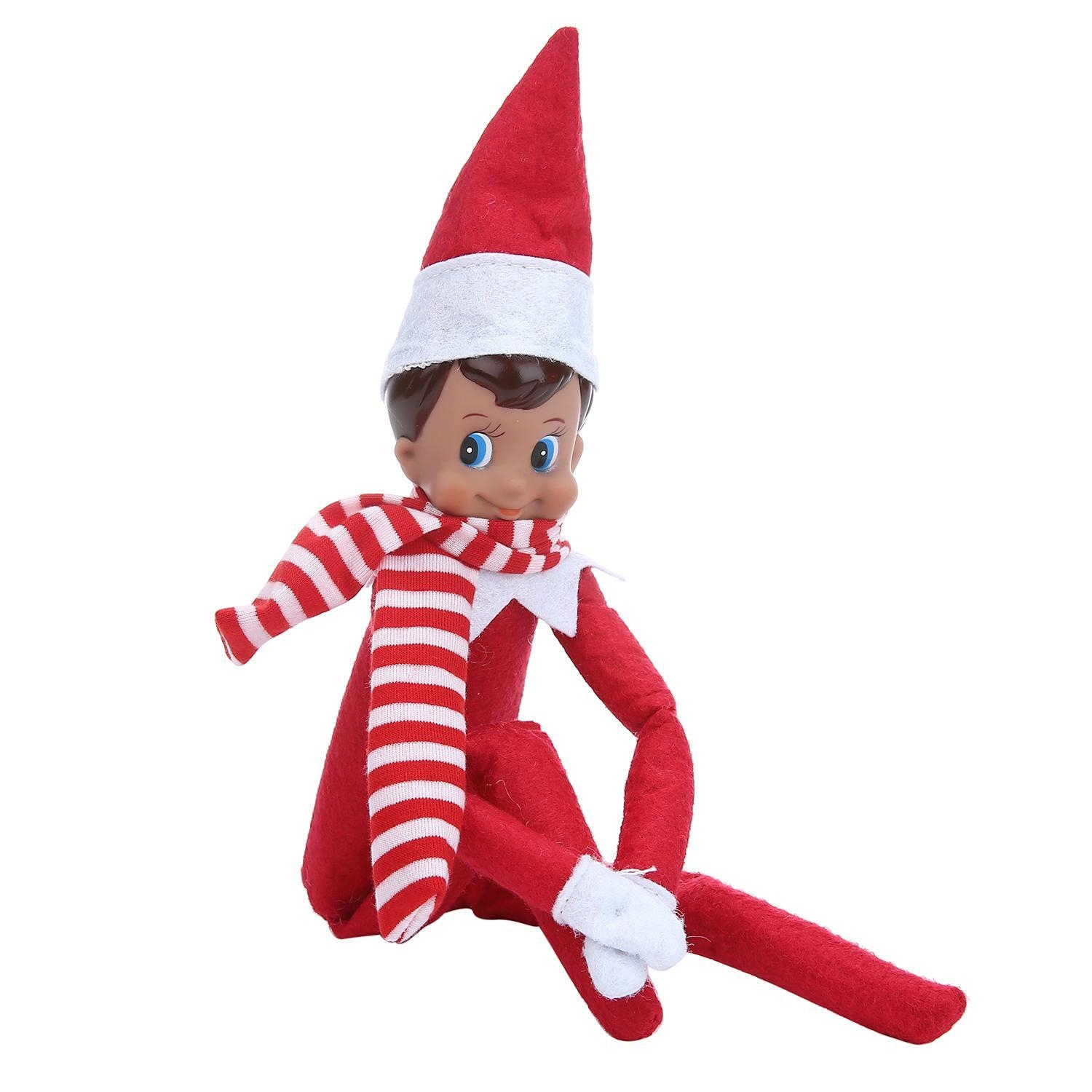 Buy Louis will Elf On The Shelf Christmas Tradition Plush Dolls With ...