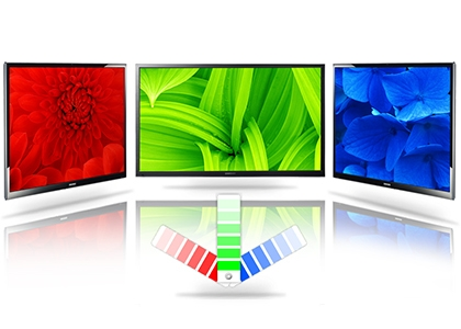More vibrant colours for better images
