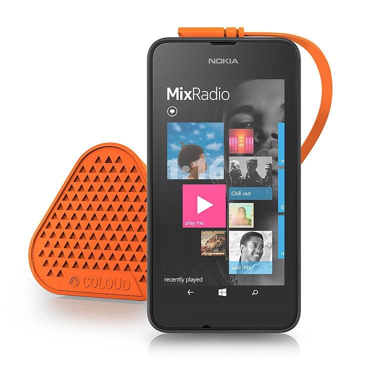 Nokia Lumia 530 Dual SIM MixRadio