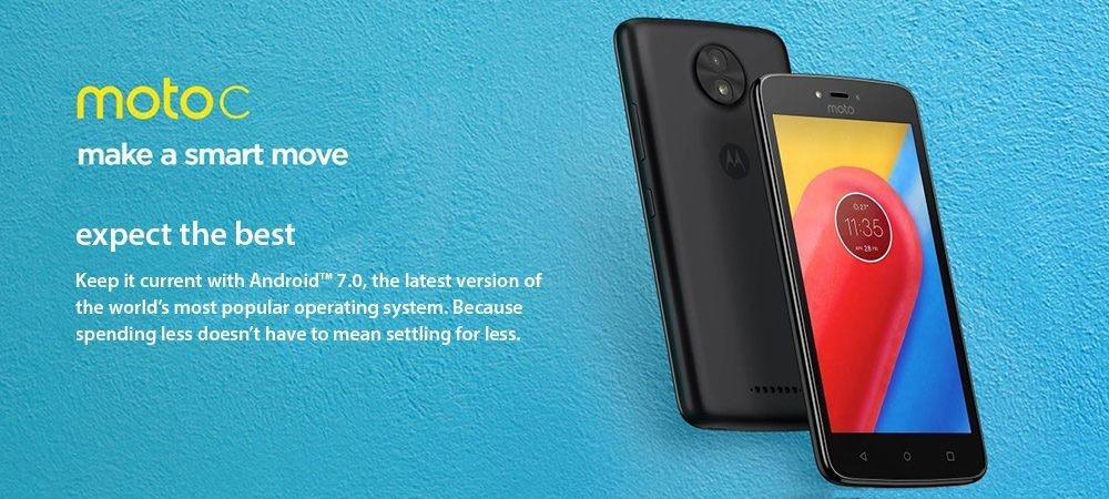 Motorola Moto C 4G Photo 5