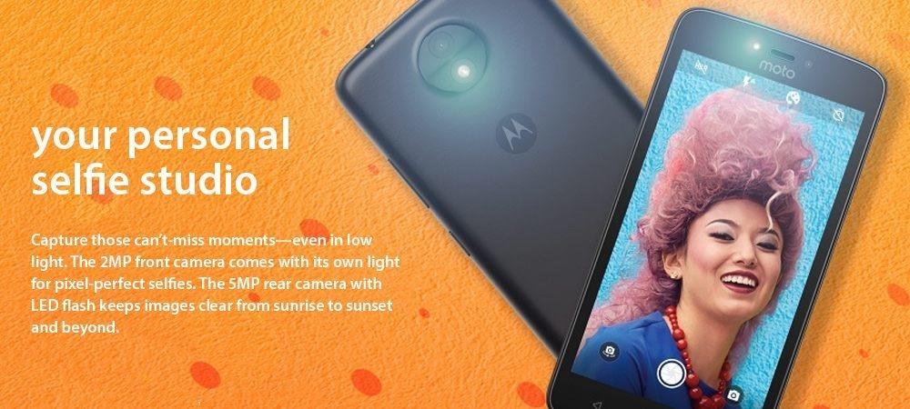 Motorola Moto C 4G Photo 7