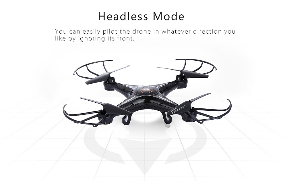 mould king SUPER - A RC Drone RTF 2.4GHz 4CH / Air Press Altitude Hold / Headless Mode