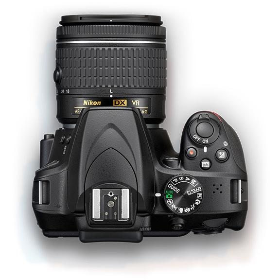 Photo of the Nikon D3400