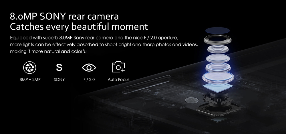 NOMU S30 Mini 4G Smartphone 4.7 inch Android 7.0 MTK6737VWT Quad Core 1.5GHz 3GB RAM 32GB ROM 8.0MP Rear Camera 3000mAh Battery