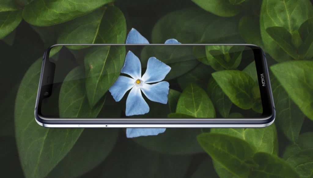 Nokia 8.1 PureDisplay HDR10