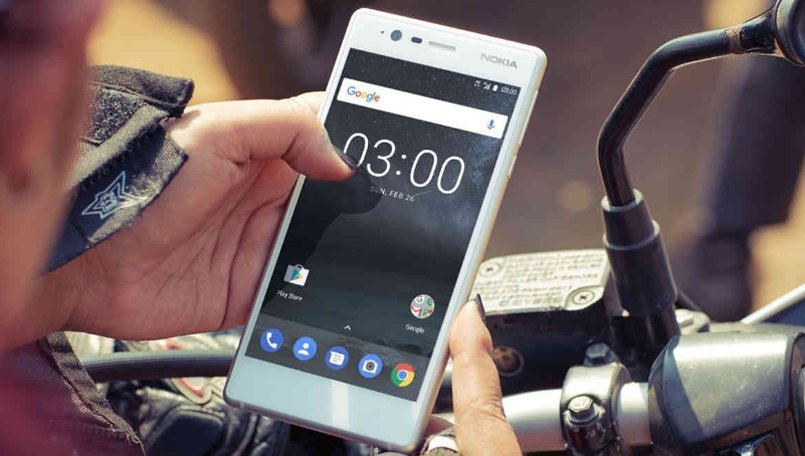 Image result for nokia 3 display