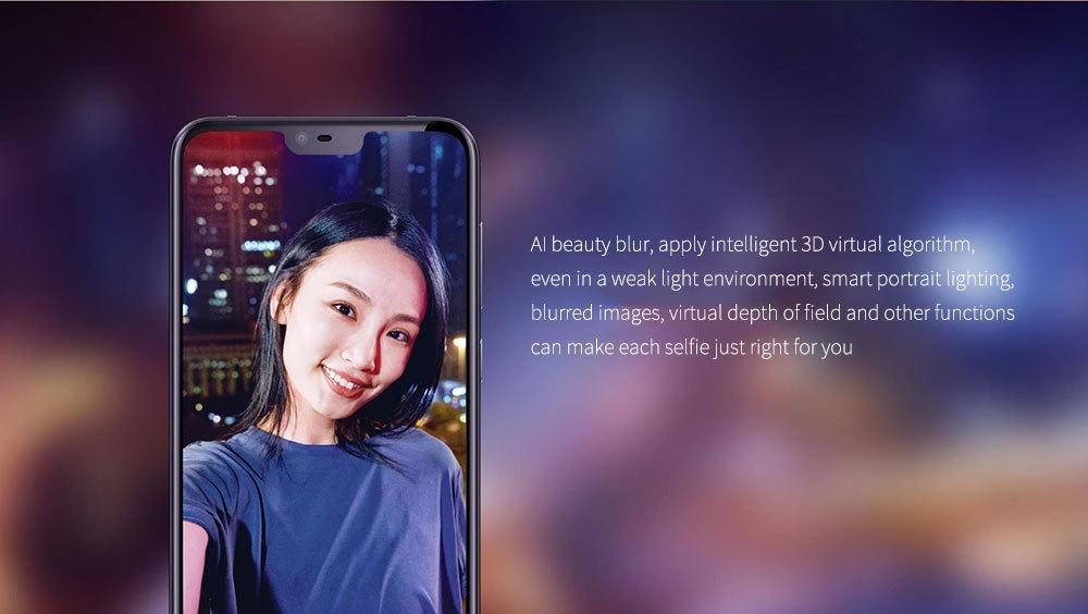 Nokia X6 4G Phablet 5.8 inch Android 8.1 Snapdragon 636 Octa Core 1.8GHz 6GB RAM 64GB ROM 16.0MP + 5.0MP Rear Camera Fingerprint Sensor 3060mAh Built-in