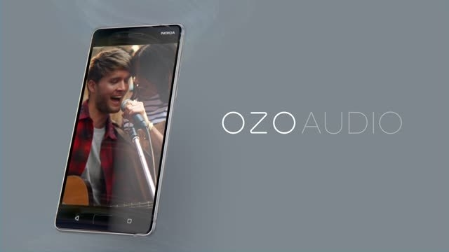 Image result for Nokia 8 OZO spatial 360° Audio