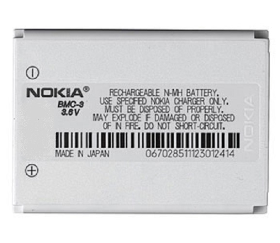 Image result for nokia 3310 battery