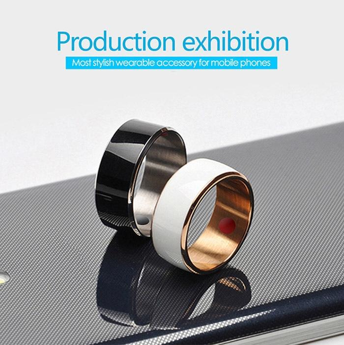 R3F NFC Smart Ring Titanium Alloy Made