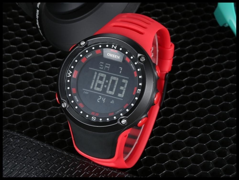 2017 New OHSEN Brand Men LED Digital Military Watch, 50M Dive Swim Dress Sports Watches Fashion Outdoor Wristwatches Men (18)