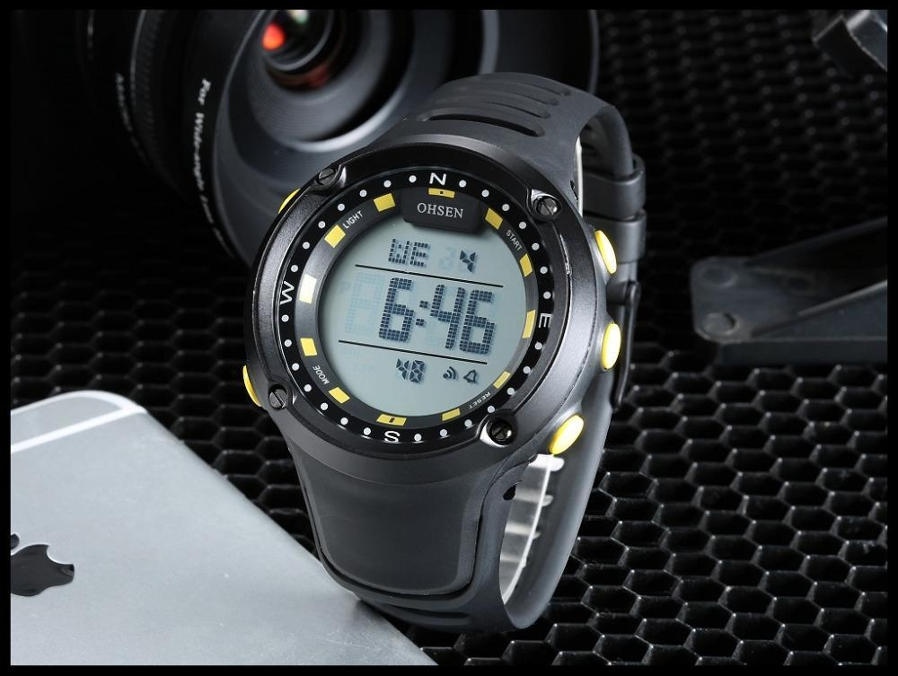 2017 New OHSEN Brand Men LED Digital Military Watch, 50M Dive Swim Dress Sports Watches Fashion Outdoor Wristwatches Men (9)