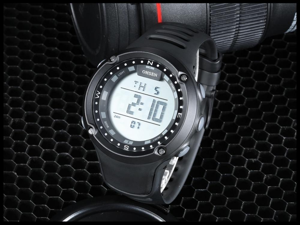 2017 New OHSEN Brand Men LED Digital Military Watch, 50M Dive Swim Dress Sports Watches Fashion Outdoor Wristwatches Men (15)