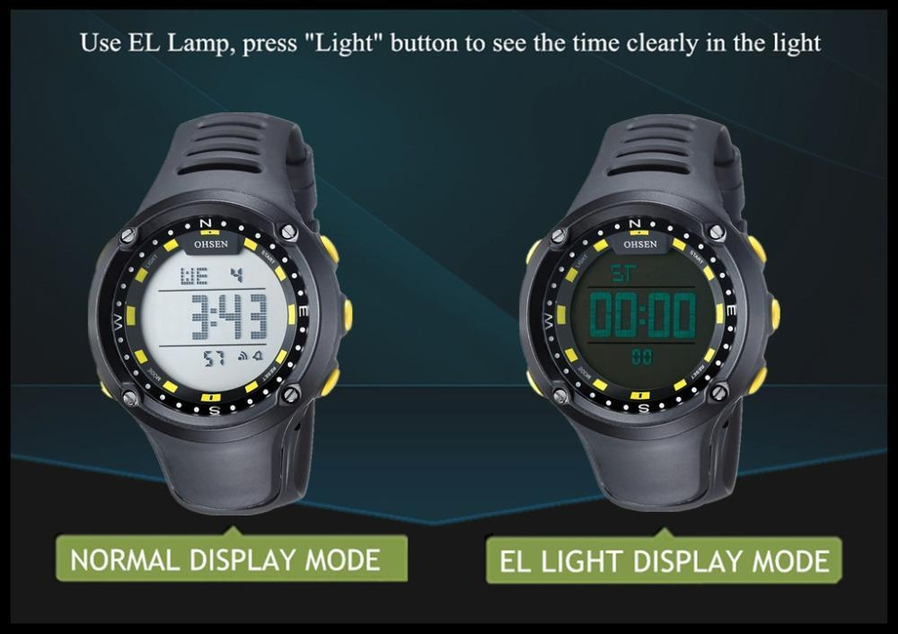 2017 New OHSEN Brand Men LED Digital Military Watch, 50M Dive Swim Dress Sports Watches Fashion Outdoor Wristwatches Men (6)
