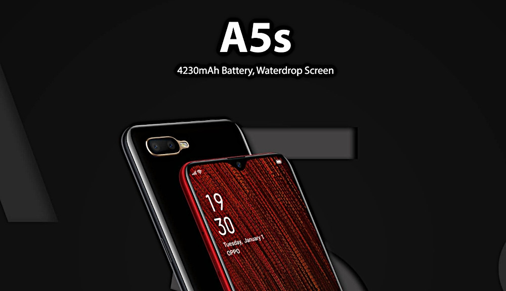 Oppo A5s, 6.2