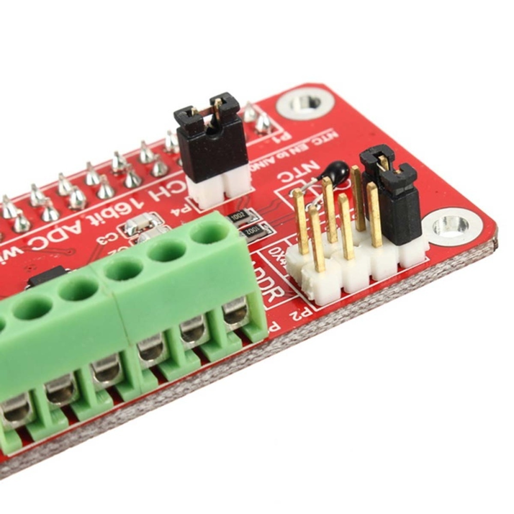 SQ Mobile 16 Bits I2C ADS1115 Module ADC 4 Channel for Raspberry Pi