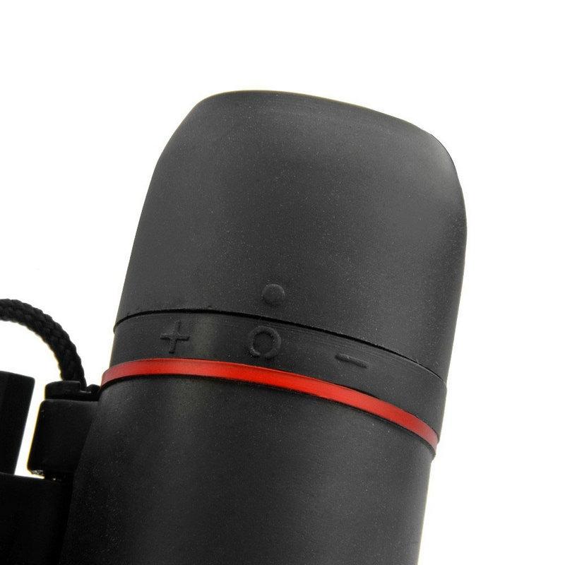 Telescopes Outdoor Portable Travel Sakura Night Vision Mini 30x60 Binoculars Telescopes black 6CM 6
