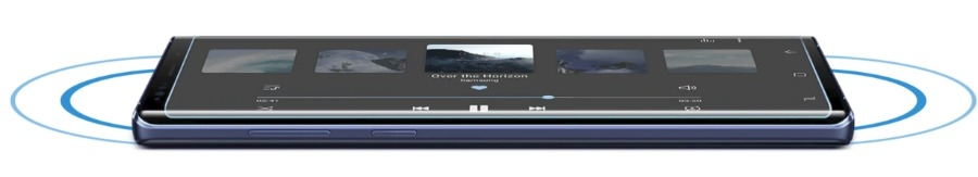 Image result for Samsung Galaxy Note 9 Stereo speakers