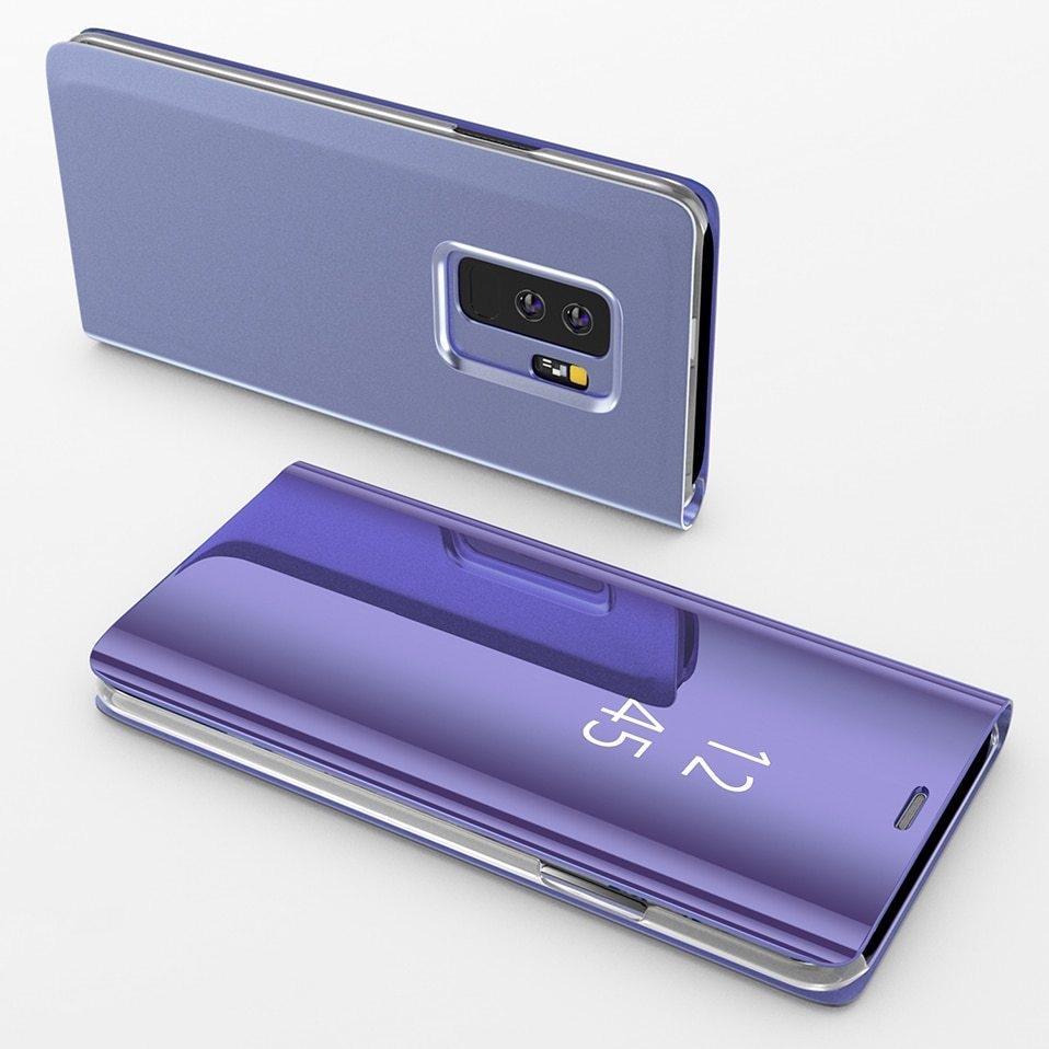 Mirror Flip Case For Samsung s8 s9 plus 09