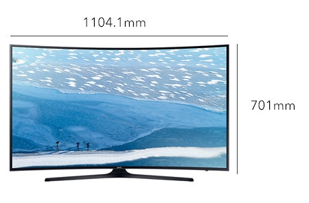 Samsung TV - Physical Features