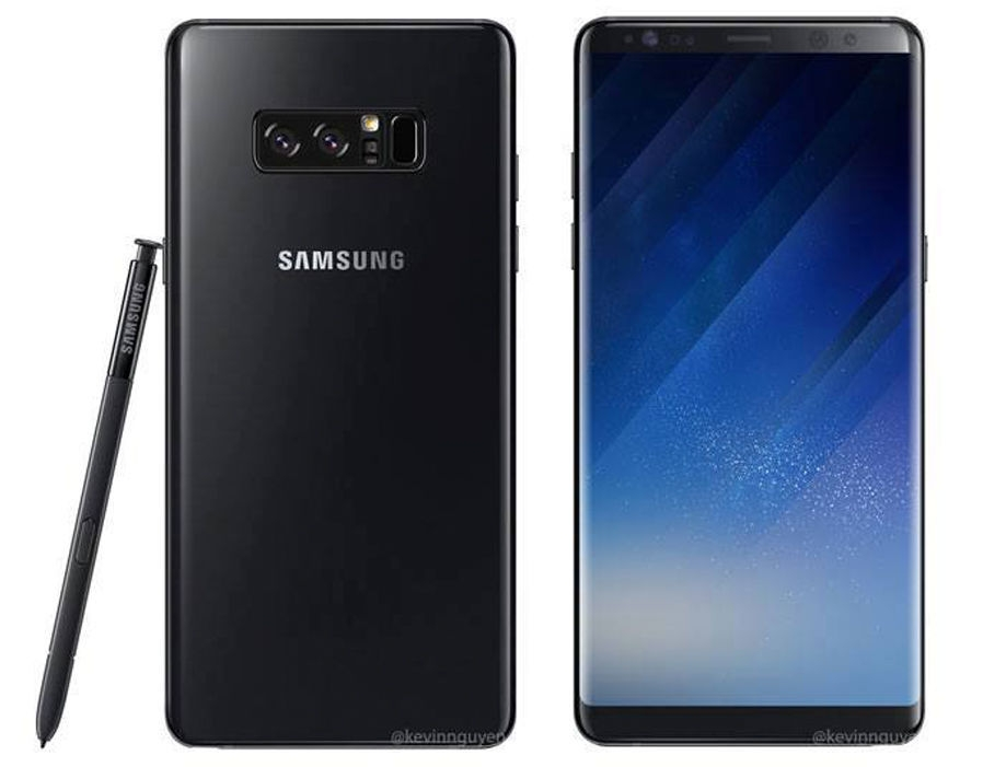 Image result for Samsung Note 8