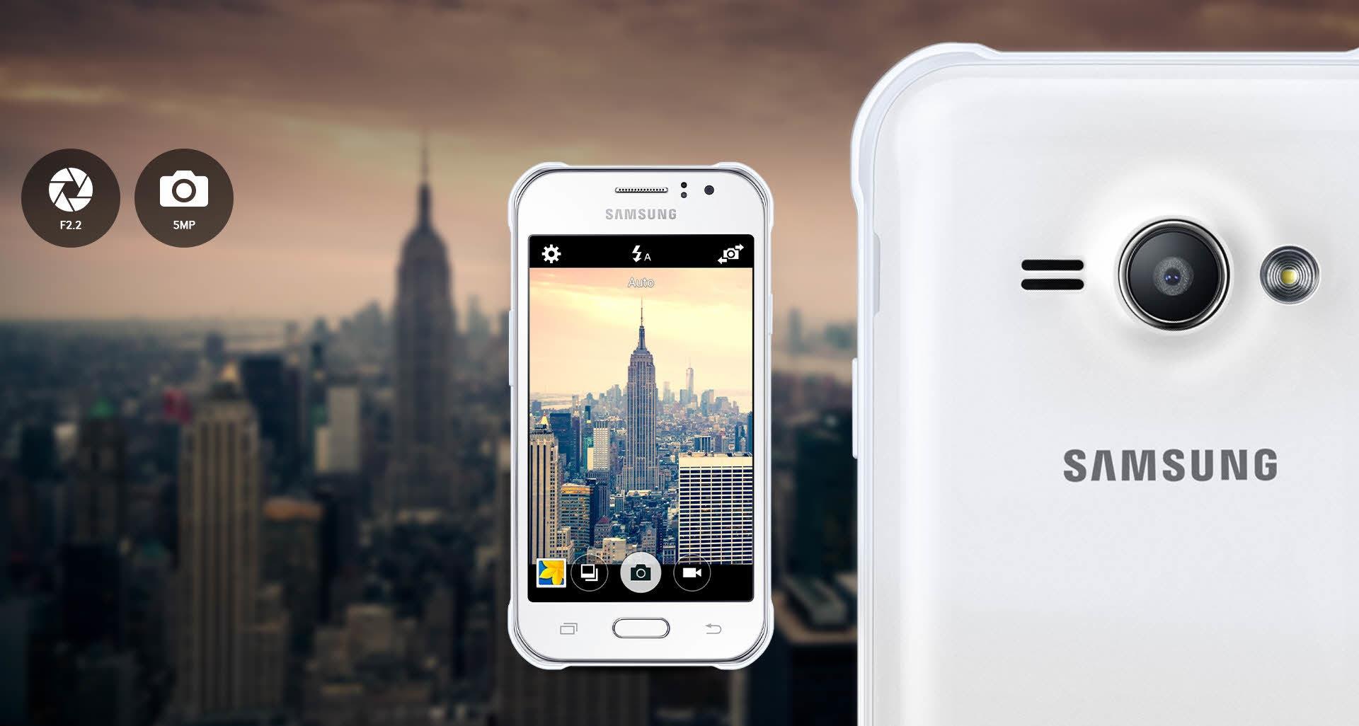 New Galaxy J7 – Best Camera Phone