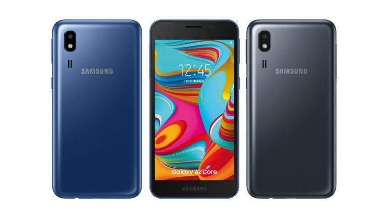 Image result for galaxy a2 core