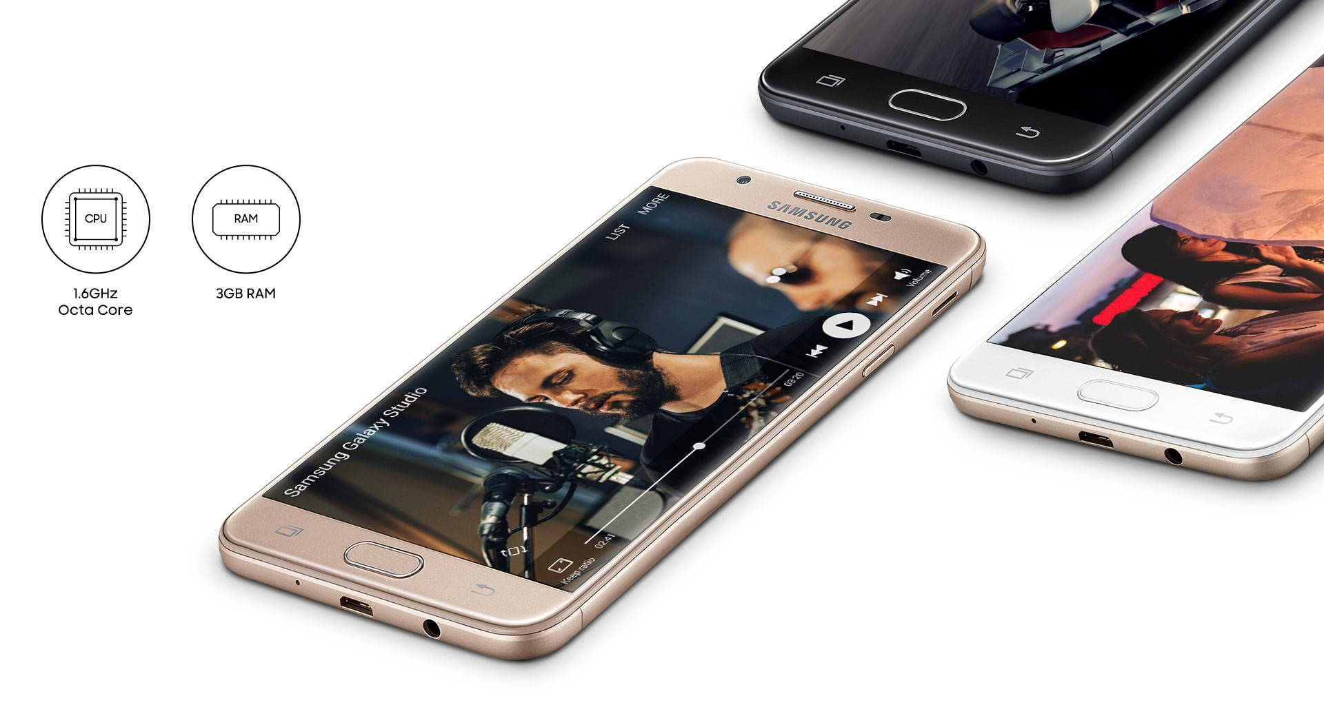 Samsung galaxy j7 prime with fast processor