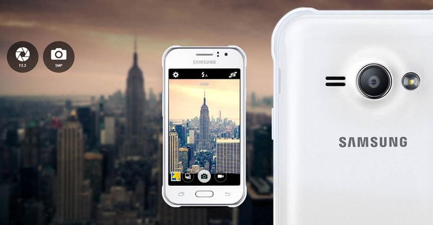 Image result for Samsung j ace camera