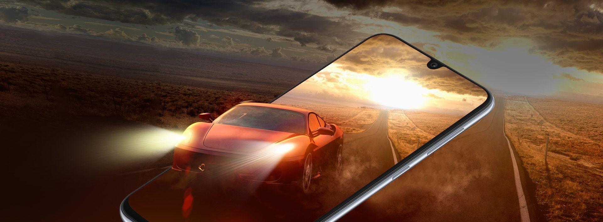 Samsung Galaxy A70 - SDM 675 Octa-Core processor
