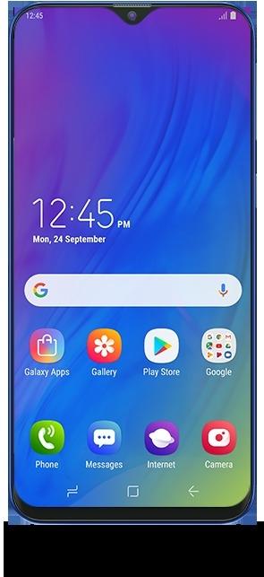 Superfast Samsung Experience - Samsung Galaxy M10