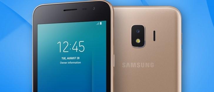 Samsung Galaxy J2 Core-8GB-1GB RAM-8MP Camera-(Dual SIM) 4G - Black