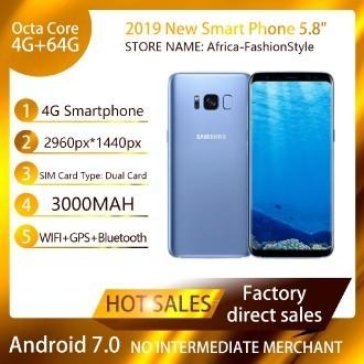 Samsung Galaxy S8 G950U LTE 5 8