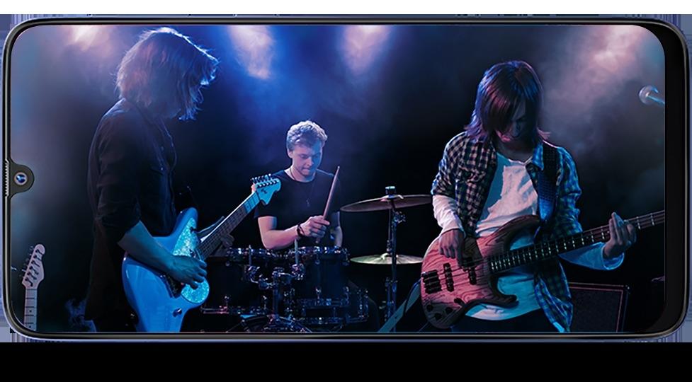 Samsung Galaxy M30 - Dolby ATMOS Sound