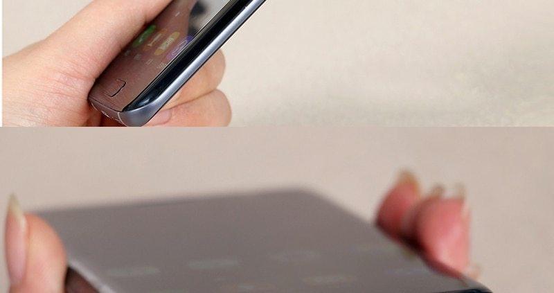 Samsung Galaxy S7 Edge 4G 5 5 Inch 12MP 4GB+32GB Silver