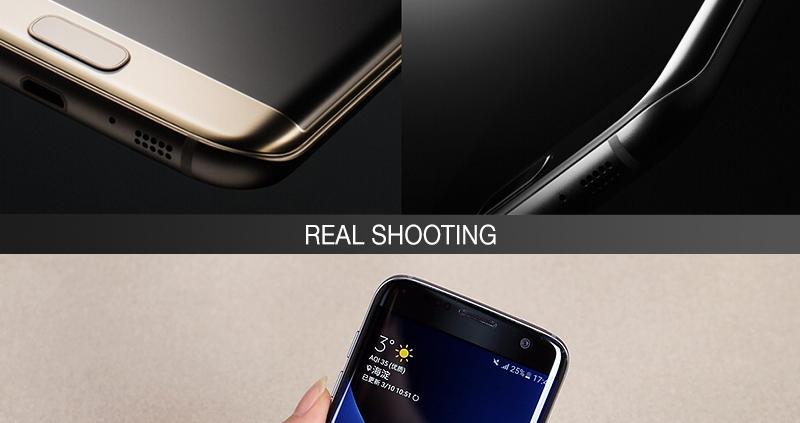 "Samsung Galaxy S7 Edge LTE Mobile Phone 5.5"" 4GB RAM 32GB ROM 12.0MP Camera NFC Smartphone black 8"