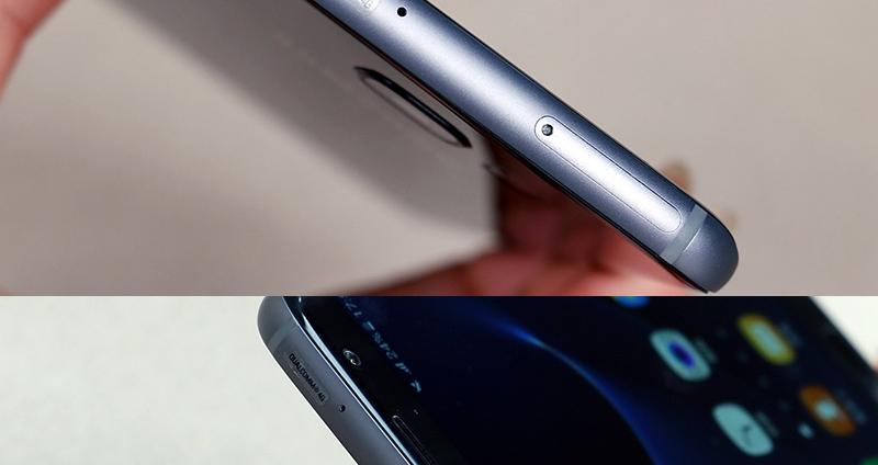 "Samsung Galaxy S7 Edge LTE Mobile Phone 5.5"" 4GB RAM 32GB ROM 12.0MP Camera NFC Smartphone black 16"