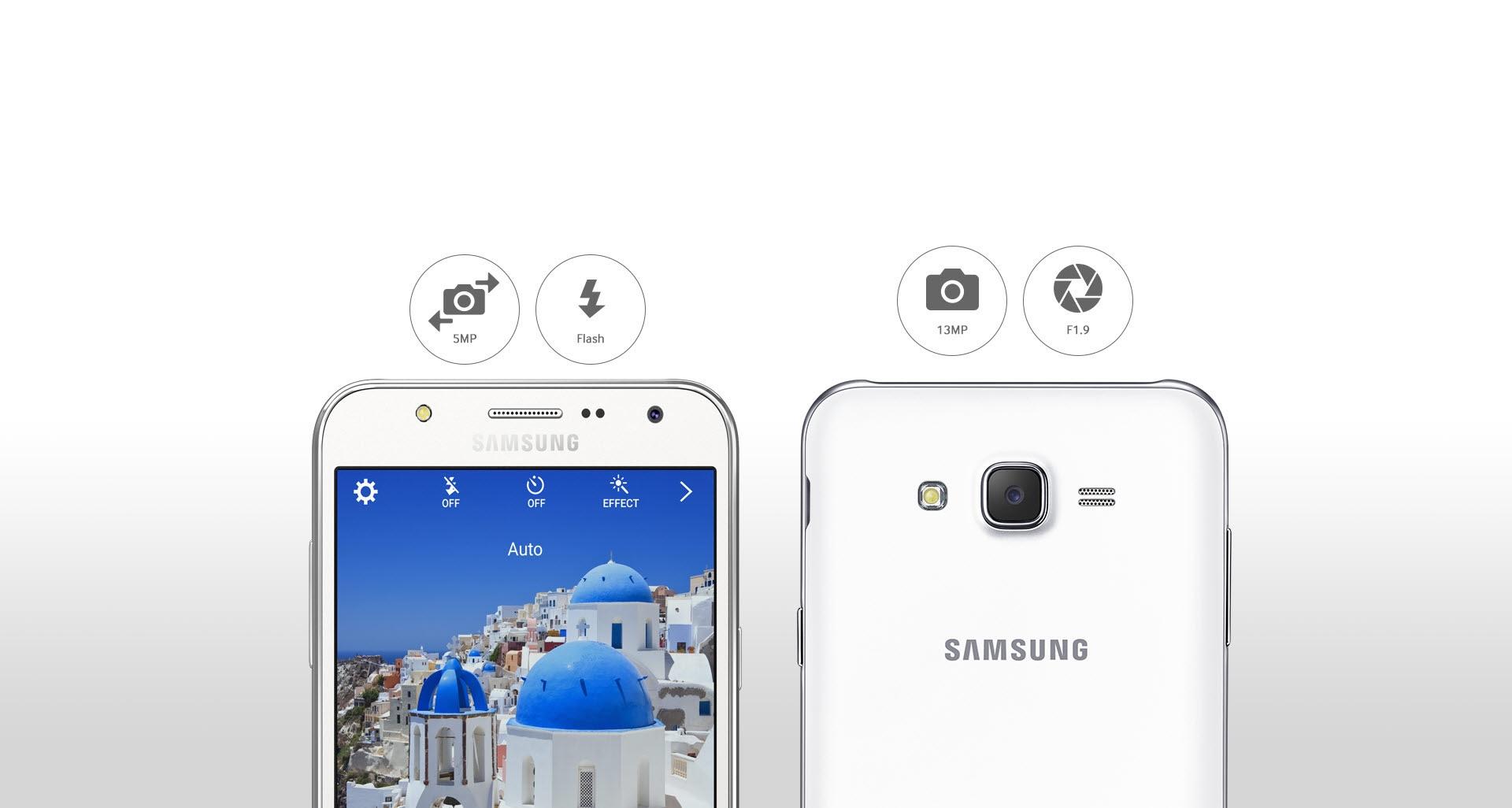 Samsung Galaxy J7 – Best Camera