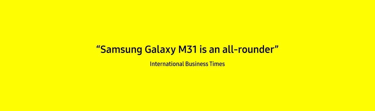 Samsung Galaxy M31 Price in Kenya