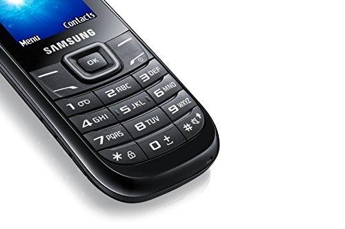 Samsung Guru 1207Y (Dual SIM, Black): Amazon.in: Electronics