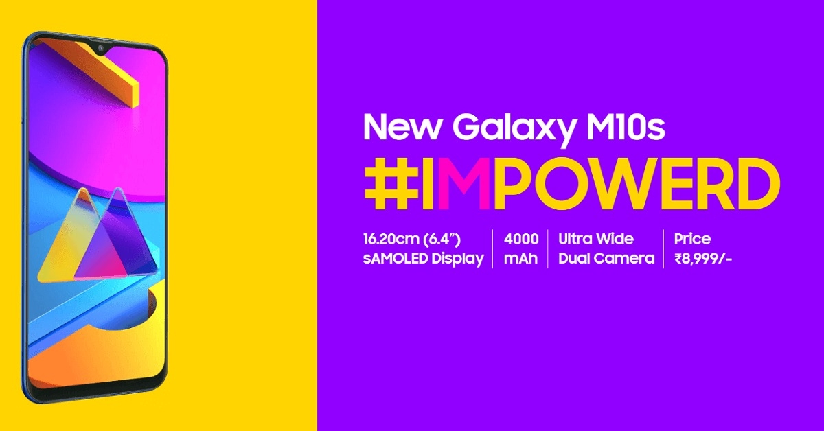 Image result for Galaxy m10s