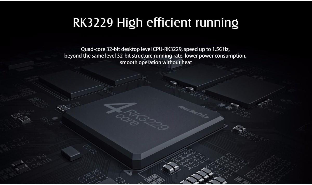 SCISHION V88 Mars II Quad-core Cortex-A7 Android 6.0 TV Box