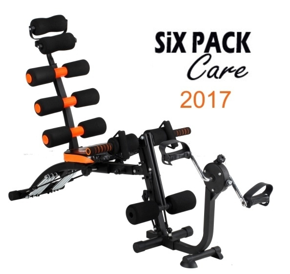 2017 Wonder Core 7 in 1 Six Pack Care with Bike function