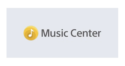 Unite your music with Sony - Music Center