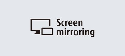 Your smartphone on the big screen