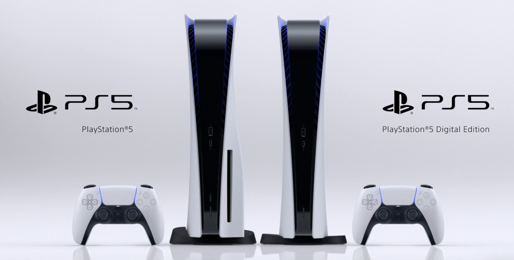 Sony Finally Unveils the PlayStation 5, Which Will Arrive in 2 Versions