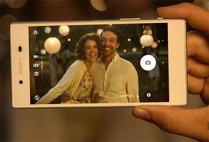 Sony Xperia Z5 Dual, 5 2